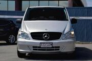 2012 Mercedes-Benz Valente 639 BlueEFFICIENCY Silver 5 Speed Automatic Wagon Tweed Heads Tweed Heads Area Preview