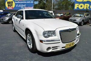 2007 Chrysler 300C MY2007 HEMI White 5 Speed Sports Automatic Sedan