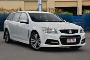 2013 Holden Commodore VF MY14 SV6 Sportwagon White 6 Speed Sports Automatic Wagon Chinderah Tweed Heads Area Preview