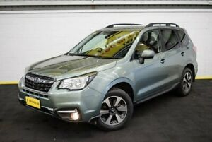2017 Subaru Forester S4 MY17 2.5i-L CVT AWD Green 6 Speed Constant Variable Wagon Canning Vale Canning Area Preview