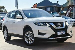 2018 Nissan X-Trail T32 Series II ST X-tronic 4WD White 7 Speed Constant Variable Wagon