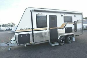 2019 NextGen BLACKLINE 18 CENTRE DOOR FULL ENSUITE SEMI OF 2 Axle