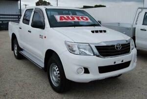 Toyota Hilux SR KUN26R Utility Double Cab 4dr Auto 5sp 4x4 3.0DT MY14 Mornington Mornington Peninsula Preview