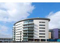 Amazing spacious one bedroom apartment in Victoria Docks, E16