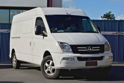2015 LDV V80 Mid Roof LWB White 5 Speed Manual Van