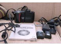 nikon coolpix 4500 digital camera plus accessories