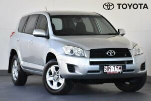 2012 Toyota RAV4 ACA33R CV Silver Automatic Indooroopilly Brisbane South West Preview