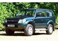 Toyota Land Cruiser GX 3.0 TD Green Very Cleam Example
