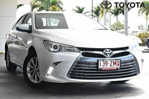 2016 Toyota Camry ASV50R Altise White Sports Automatic Indooroopilly Brisbane South West Preview