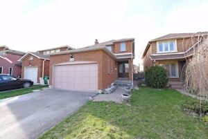 House for Rent in Mississauga, Detached!