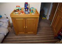 Mamas and Papas solid pine nursery set