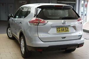2015 Nissan X-Trail T32 TS (FWD) Silver Continuous Variable Wagon Belconnen Belconnen Area Preview