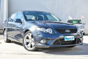 2011 Ford Falcon FG XR6 Limited Edition Grey 6 Speed Manual Sedan Midvale Mundaring Area Preview