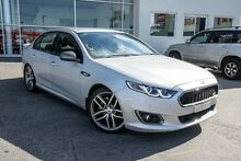 2015 Ford Falcon FG X XR6 Turbo Silver 6 Speed Sports Automatic Sedan Bayswater Bayswater Area Preview