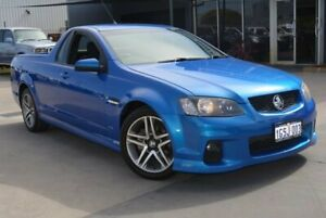 2011 Holden Commodore VE II SV6 Perfect Blue 6 Speed Manual Utility Kewdale Belmont Area Preview