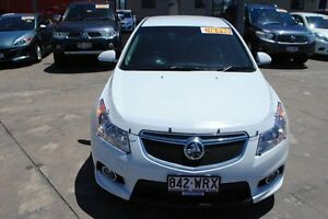 2014 Holden Cruze JH Series II MY14 SRi White 6 Speed Manual Sedan Townsville Townsville City Preview
