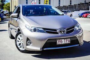 2013 Toyota Corolla Positano Bronze Hatchback Ipswich Ipswich City Preview