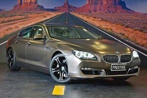 2012 BMW 640i Bronze Sports Automatic Sedan Coolangatta Gold Coast South Preview