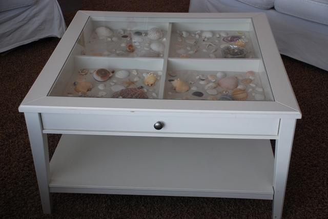 Ikea Liatorp White Glass Topped Coffee Table In Leigh On Sea Essex Gumtree