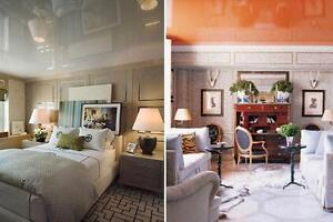 peinture Cil Dulux 100 % acrylique haut de gamme / grand choix