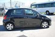 2006 Toyota Yaris NCP91R YRX Black 5 Speed Manual Hatchback Welshpool Canning Area Preview