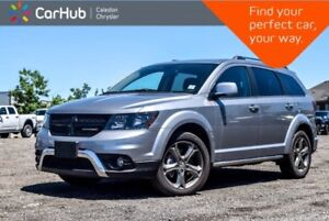 2017 Dodge Journey Crossroad|AWD|7 Seater|Navi|Sunroof|DVD|Backu