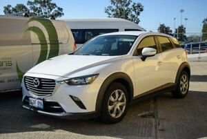 2016 Mazda CX-3 DK2W7A Neo SKYACTIV-Drive White 6 Speed Sports Automatic Wagon Canning Vale Canning Area Preview