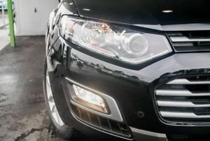 2016 Ford Territory SZ MkII TS Seq Sport Shift AWD Black 6 Speed Sports Automatic Wagon