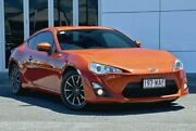 2012 Toyota 86 ZN6 GT Orange 6 Speed Sports Automatic Coupe Tweed Heads South Tweed Heads Area Preview