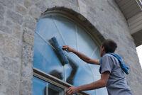 Laveur de vitres avec ou sans Expérience