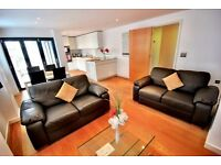 Elegantly furnished 2 bedroom Apartment in the heart of Hove