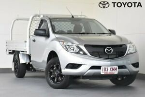 2017 Mazda BT-50 UR XT Silver Manual Indooroopilly Brisbane South West Preview
