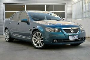 2012 Holden Calais VE II MY12 V Green 6 Speed Sports Automatic Sedan Berwick Casey Area Preview