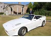 TVR 400SE Tasmin Wedge 58000 11months MOT comprehensive history Very good condition with no issues,