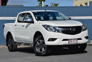 2017 Mazda BT-50 UR0YG1 GT White 6 Speed Sports Automatic Utility Tweed Heads Tweed Heads Area Preview