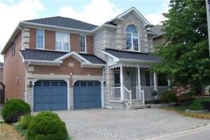 Markham Detached House for Rent.  4 Bedroom 2 Garage