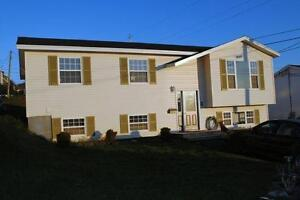 2 Bedroom, 1 bath, available Feb 1, off Carberry's Road