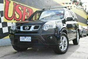 2011 Nissan X-Trail T31 Series IV T31 ST Black 1 Speed Constant Variable Wagon Dandenong Greater Dandenong Preview