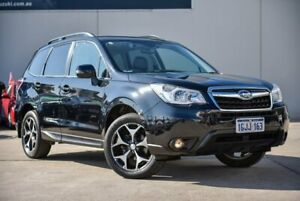 2015 Subaru Forester S4 MY15 2.5i-S CVT AWD Black 6 Speed Constant Variable Wagon Midvale Mundaring Area Preview