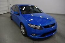 2011 Ford Falcon FG Upgrade FG XR6 SEDAN 4DR SA 6SP 4.0I (EURO IV) Blue 6 Speed Auto Seq Sportshift Moorabbin Kingston Area Preview