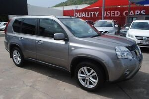 2011 Nissan X-Trail T31 Series IV ST-L 2WD Silver 1 Speed Constant Variable Wagon Townsville Townsville City Preview
