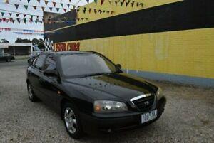 2006 Hyundai Elantra XD MY05 FX 2.0 HVT Black 4 Speed Automatic Hatchback Dandenong Greater Dandenong Preview
