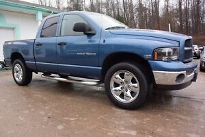 Looking for PARTS OR WHOLE TRUCK -05 dodge ram 1500 quad cab