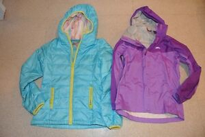 Girl's Jackets - Size 10 -12