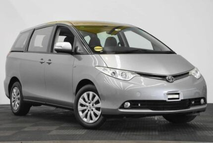 2015 Toyota Tarago ACR50R MY13 GLX Silver 7 Speed Constant Variable Wagon Seven Hills Blacktown Area Preview