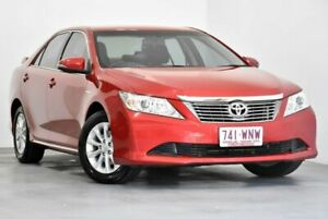 2013 Toyota Aurion GSV50R AT-X Red 6 Speed Sports Automatic Sedan