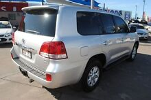 2009 Toyota Landcruiser UZJ200R VX Silver 5 Speed Sports Automatic Wagon Hyde Park Townsville City Preview