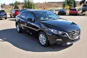 2015 Mazda 3 GS Sky Active Sedan LOW PAYMENT