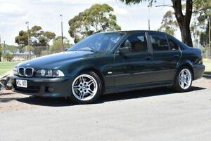 2000 BMW 530i E39 MY01 Sport Steptronic Green 5 Speed Sports Automatic Sedan Brighton Holdfast Bay Preview