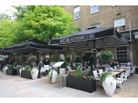 Experienced Waiting Staff - Chelsea - SW3